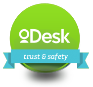 time guaranteed by odesk software