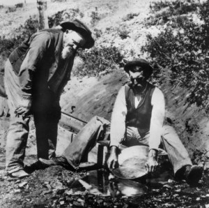 gold panning in montana
