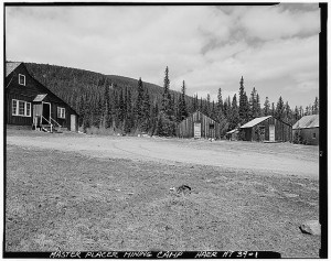 placer mining gold camp granite montana